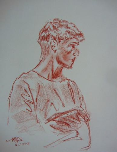 Viennese Boy, Museum Goer / 維也納男孩,博物館參觀者 / Wiener Junge, Museumsbesucher