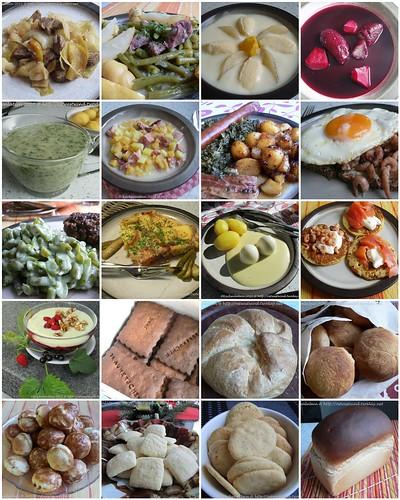 Die gute Schleswig-Holsteinische Küche