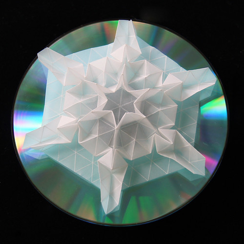 Origami Tutorial 907 (Lydia Diard)