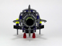 23 - 79100 Kraang Pod - Bottom View