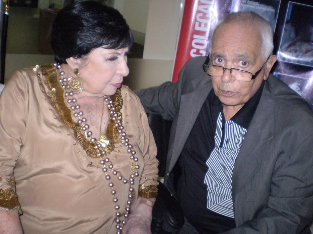 Antonio Borba e a Rainha da Musica Raiz-Inezita Barroso
