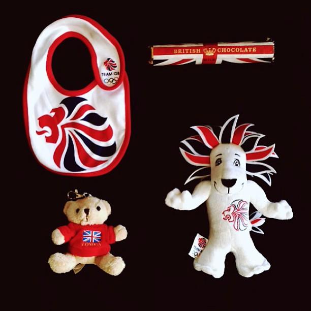 Английские сувениры