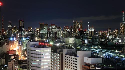 22/365 View from Shinagawa Prince Hotel, Tokyo