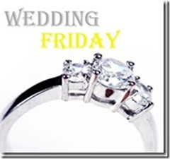wedding friday badge