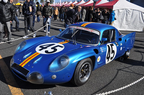 1966 ALPINE A210 M66