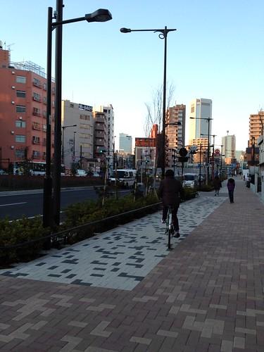 やっと山手通りへ by haruhiko_iyota