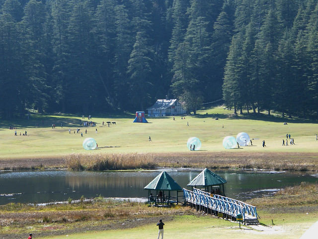 Khajjiar India  city photo : Khajjiar, Himachal Pradesh, India | A mountain meadow and la ...