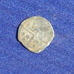 Medieval half penny