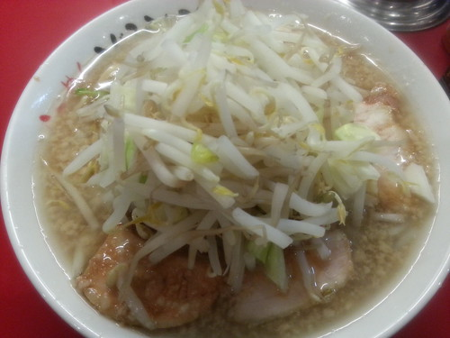 ra130205 526渋谷店 麺少なめ