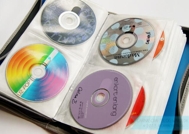 My CDs!