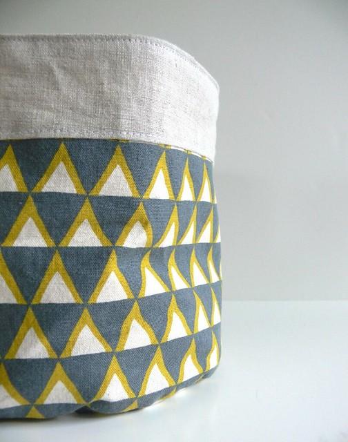 Jenny Bartoy: Fabric Buckets