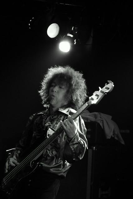 JIMISEN live at Adm, Tokyo, 03 Feb 2013. 450