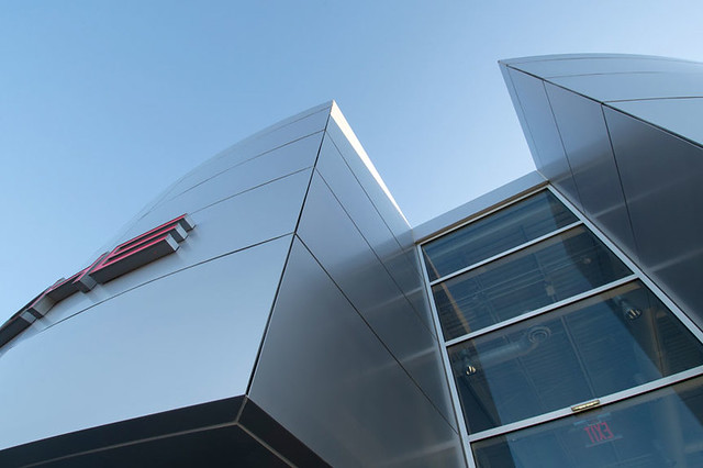 Alpolic Metal Panels : Alpolic project porsche dealership virginia flickr