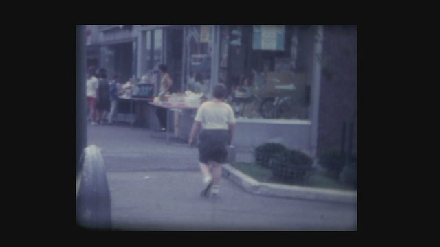 Sidewalk Sale Crosleys Multiply In Rochester: Reel 6h-2 - 1968 - Rochester NH Sidewalk Sale Day