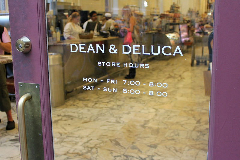 Dean and Deluca 4