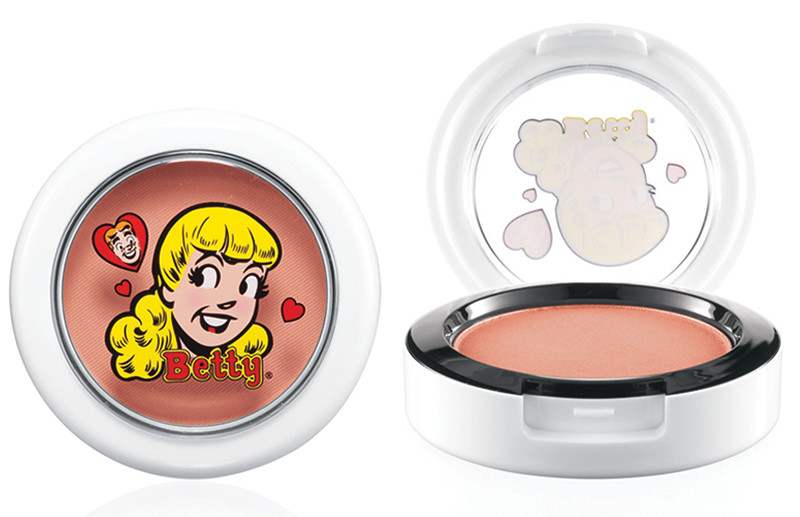 mac betty blush