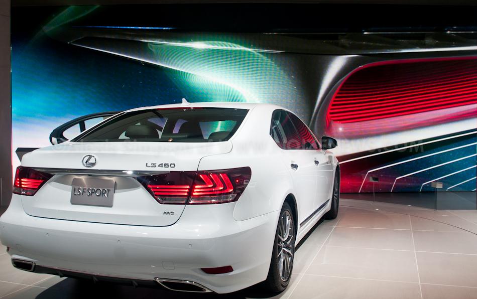 Detroit Auto Show 2013