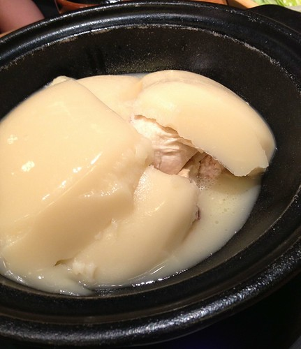 Collagen Pudding melting