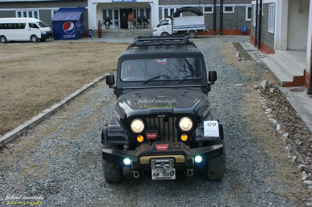 Muzaffarabad Jeep Club Neelum Snow Cross - 8469281420 868580a84b b