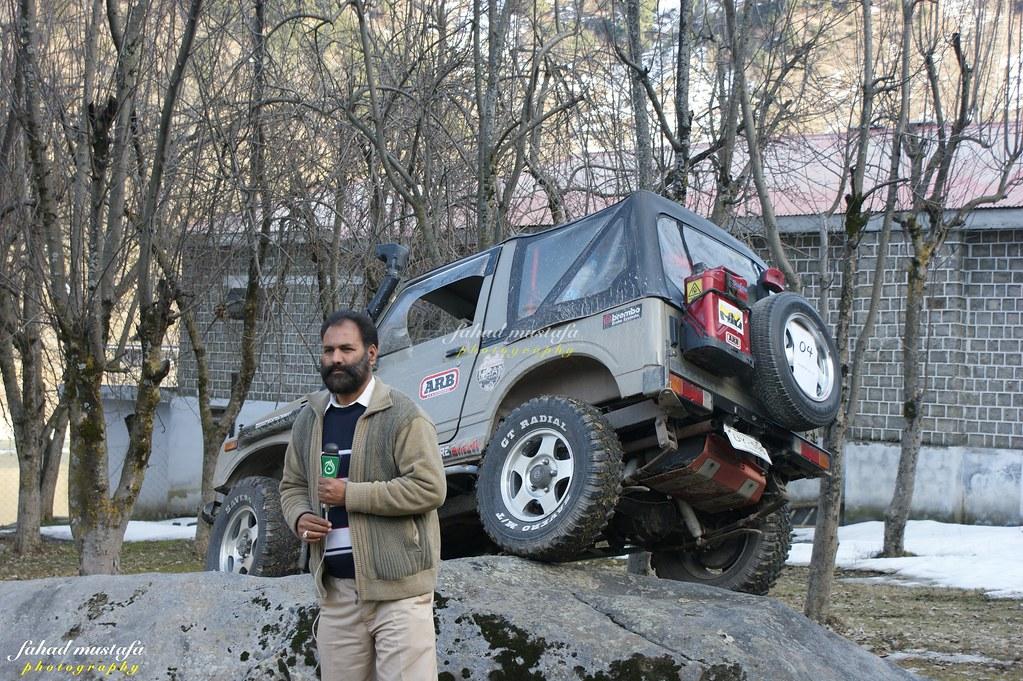 Muzaffarabad Jeep Club Neelum Snow Cross - 8469297148 311b508690 b