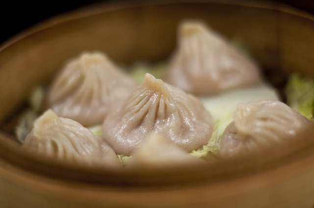 Liang's Kitchen - Steamed Bao