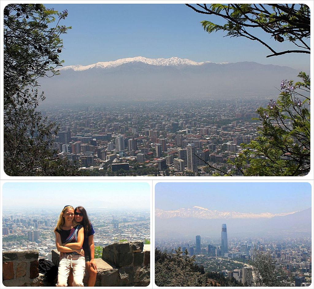 Santiago Cerro San Cristobal