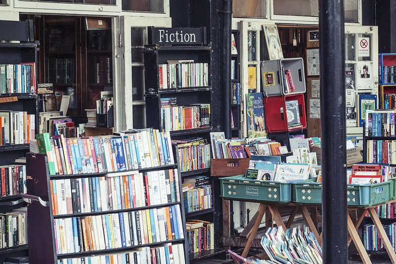 camden town books