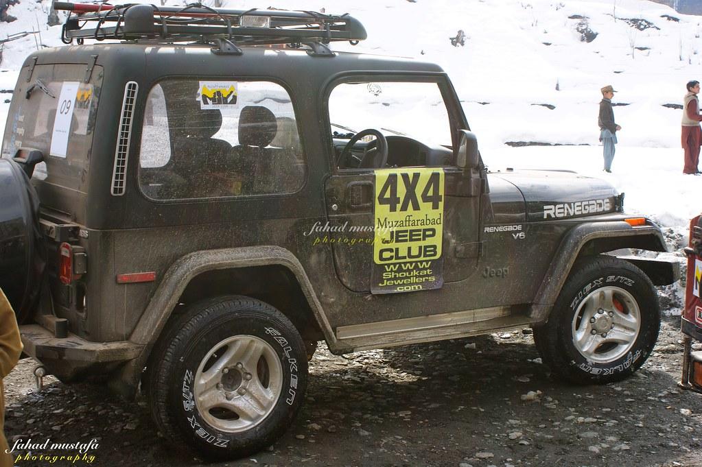 Muzaffarabad Jeep Club Neelum Snow Cross - 8470770467 54563fe3de b
