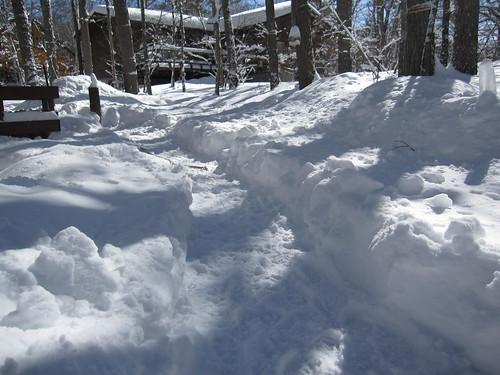 雪かき③ by Poran111