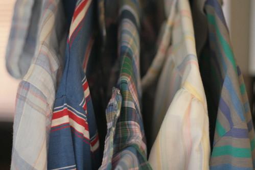 vintage shirts.