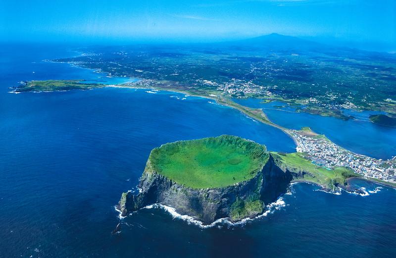 Jeju Volcán