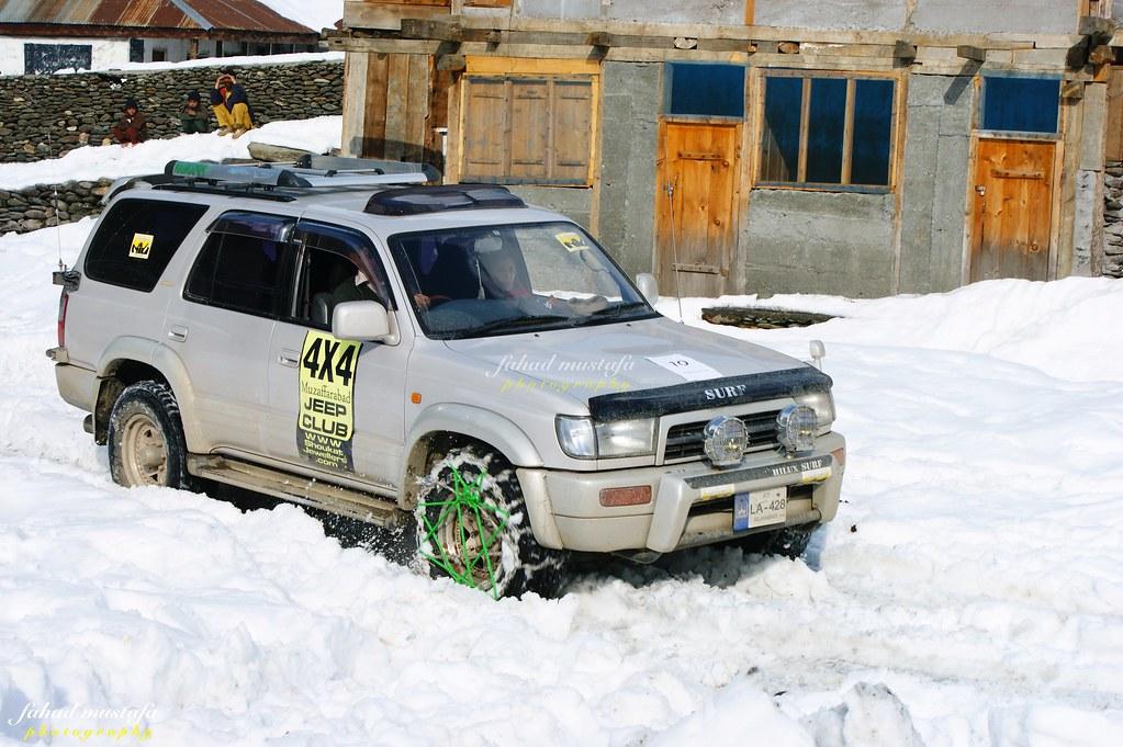 Muzaffarabad Jeep Club Neelum Snow Cross - 8472058940 dbe3a571bc b