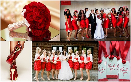 {Happy Valentine's Day} Red Faves by Nina Renee Designs
