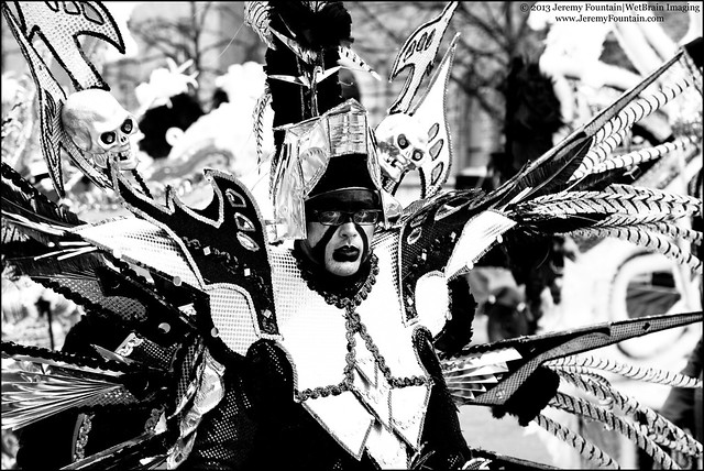 2013 NYD Philadelphia Mummers Parade