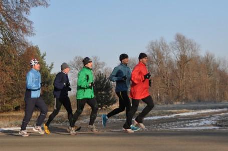 ZAČÁTEČNÍCI: Běhat sám nebo v partě?