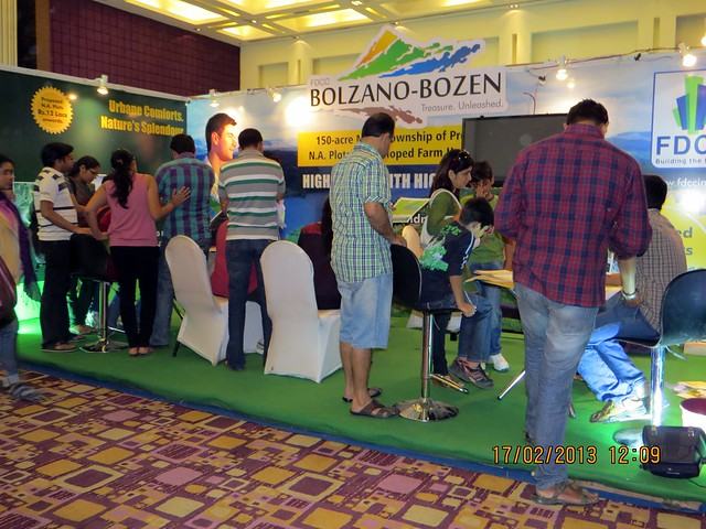 "Bolzano-Bozen Plots - The Times of India Pune Property Exhibition  ""Invest in West Pune""  16th & 17th February 2013"