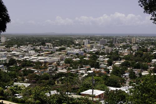 city sea puerto island mar nikon san village view juan puertorico pueblo ciudad panoramic rico panoramica vista caribbean ponce isla sju caribe d300
