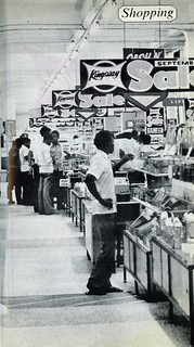 Guide to Lagos 1975 043 shopping at kingsway