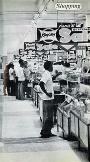 Guide to Lagos 1975 043 shopping at kingsway