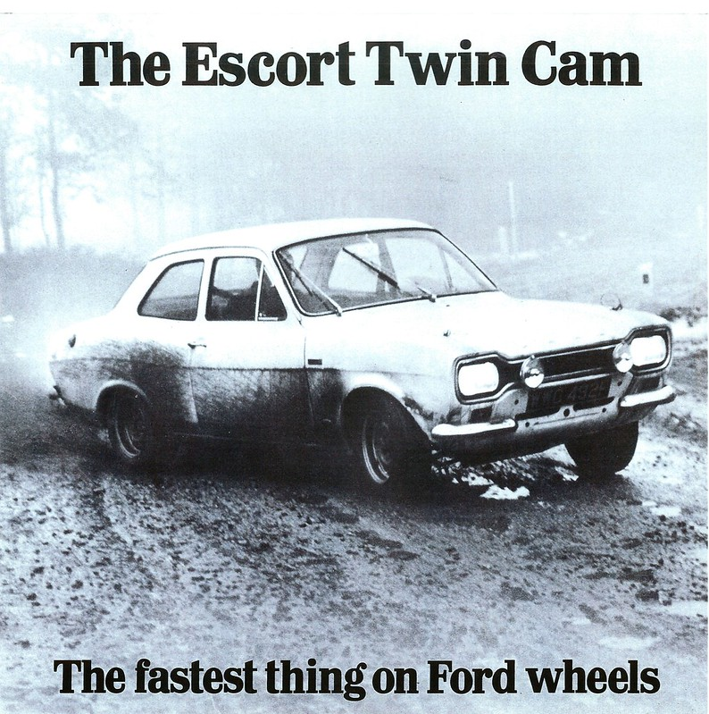 Ford Escort Twin Cam (1968