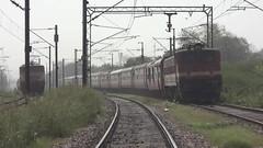 Parallel Action-AC Express vs Kochiveli Express