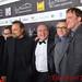 Dennis Christopher, Christoph Waltz, Franco Nero, Quentin Tarantino, Pascal Vicedomini DSC_0267