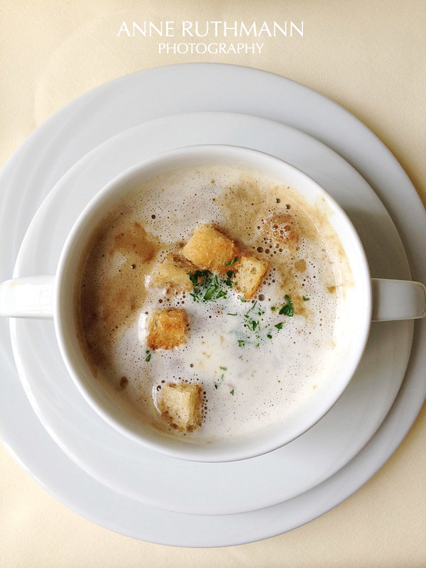 Best Mushroom Soup Ever