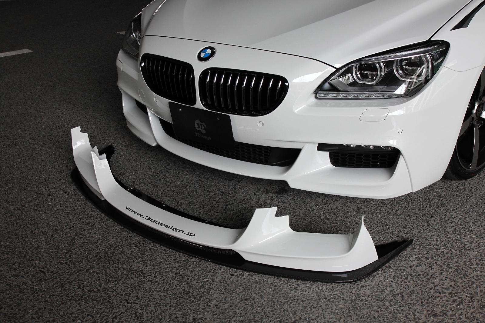3d Design Presents The 6 Series Gran Coupe