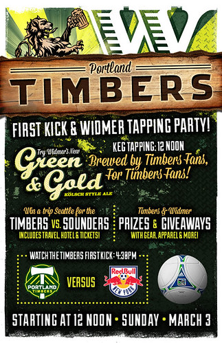 Portland Timber First Kick @ Thirsty Lion
