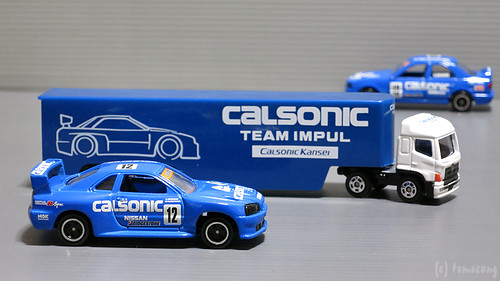 CALSONIC team IMPUL Transporter