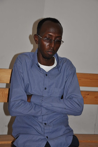 Abdiaziz Abdinur Ibrahim was arrested for publishing the story of a 27-year-old woman who alleged she was gang raped by five Somali security forces in August 2012. Credit: Abdurrahman Warsameh/IPS