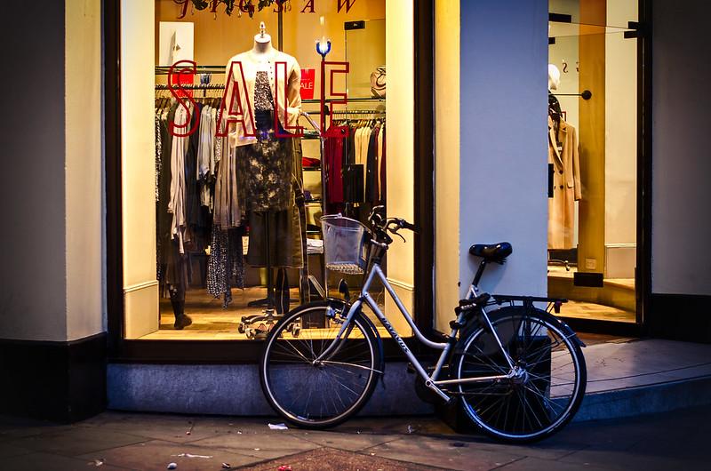 A Ladies' Bike