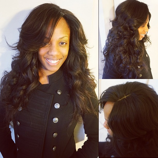 Brazilian Weave With Closure 57