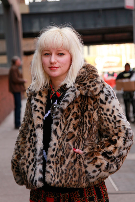 alli_bbottle_closeup street style, street fashion, women, MadeFW, NYFW, NYC, W. 15th Street